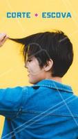 Aproveite o desconto para fazer o seu cabelo! #cabelo #ahazou #promocao #hair #combo #desconto