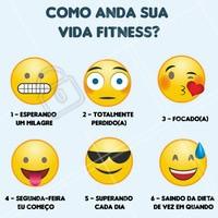 E aí? Coloca aqui nos comentários quais das opções! 😉 #fitness #ahazousaude #saude #bemestar #dieta