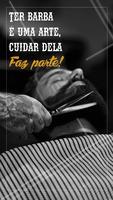Já cuidou da sua barba hoje? Agende seu horário! #barbearia #ahazoubarbearia #barba
