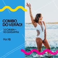 Não perca nosso combo de verão, se prepare para ficar ainda mais linda! #estetica #promocao #ahazou #esteticaahz #combo #verao