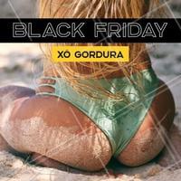 Aproveite nossa promoção de black friday para o nosso tratamento de Xô Gordura. Agende já o seu horário! #estetica #ahazou #ahazouestetica #promocao #blackfriday #xogordura