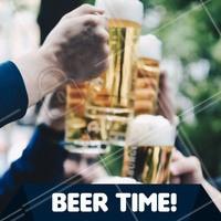Opa finalmente chegou a hora do chopp! Chame os amigos e venha correndo para cá. #gastronomia #ahazou #drinks #bar #beer #cerveja #ahazoutaste #noite