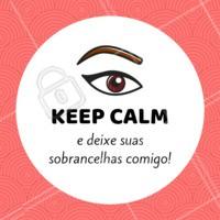 Das suas sobrancelhas cuido eu! Marque o seu horário e empodere o seu olhar! #sobrancelha #ahazou #desgindesobrancelha