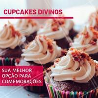 Aproveite para fazer o seu pedido! #gastronomia #ahazou #cupcake #ahazoutaste #doces