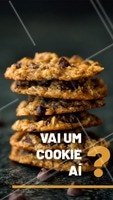 Aproveite para fazer o seu pedido! #gastronomia #ahazou #cookies #ahazoutaste #doces