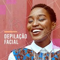 Agende já a sua sessão pelo nosso WhatsApp XX #depilacao #ahazou #chegadepelos #livre #facial