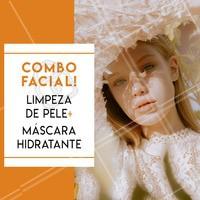Aproveite a promoção para deixar sua pele maravilhosa! #esteticafacial #ahazouestetica #limpezadepele #cuidadoscomapele
