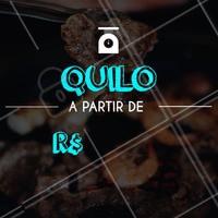 Aproveite para comer e pagar pouco! Venha provar o nosso quilo. #restaurante #quilo #ahazou #comida #ahazoutaste
