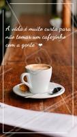 Que tal um cafezinho no seu dia? #cafe #ahazou #bolo #doces