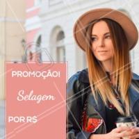 Não perca nossa promoção de selagem e agende seu horário para não perder a chance! #cabelos #hair #ahazou #promocao #selagem