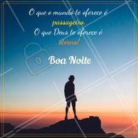 Boa noite, seguidores! #deus #fé #boanoite #ahazou #Motivacional #frases