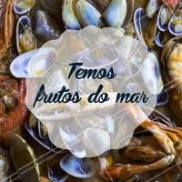 Oferecemos o melhor de frutos do mar para você. #frutosdomar #ahazou #ahazoutaste #gastronomia #alimentacao