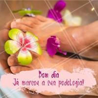 Venha cuidar dos seus pés! #podologia #ahazou #pes #cuidados