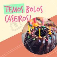 Aproveite para encomendar o seu bolo de aniversário. #gastronomia #ahazou #bolos #ahazoutaste #doces