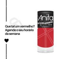 O esmalte Multicolorida, da Anita tem ótima cobertura! Fica bem em todos os tipos de pele. #esmaltes #ahazou #manicure #unhas #esmalteanita #ahazoumanicure