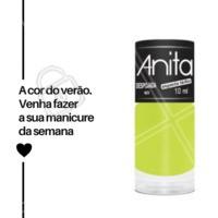 O verão está colorido! O esmalte Despojada, da Anita é maravilhoso e vai te deixar na última moda. #esmaltes #ahazou #manicure #unhas #esmalteanita #ahazoumanicure