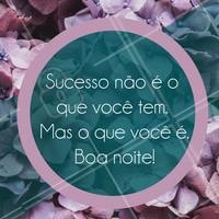 Não se esqueçam disso! Boa noite ✨ #motivacional #ahazou #boanoite