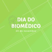 Parabéns a todos os biomédicos! #diadobiomedico #biomedico #ahazou #parabens