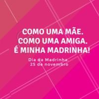 Parabéns para aquelas que cuidam tão bem de nós! ❤ #madrinha #diadamadrinha #ahazou #parabens