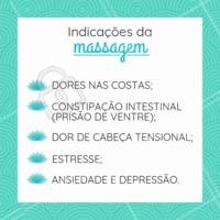 Uma boa massagem só traz benefícios! Agende seu horário agora mesmo e venha relaxar! #massagem #ahazoumassagem #massoterapia #bemestar