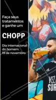 Chopp na faixa! Corre pra cá. #barbearia #homens #ahazoubarbearia #diadohomem #chopp