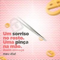 Começando mais um dia com muito amor 😍 #sobrancelha #designdesobrancelha #ahazousobrancelha