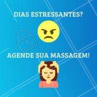 Uma boa massagem pode mudar o seu dia! Agende seu horário e venha relaxar! #massagem #ahazoumassagem #massagemrelaxante #massoterapia