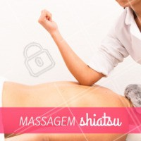 Shiatsu é muito mais que uma simples massagem. Esta técnica é uma terapia completa que proporciona uma sensação de bem-estar, felicidade e restabelece a saúde física e emocional dos pacientes. Venha experimentar!  #shiatsu #massagem #ahazoumassagem #massoterapia #bemestar