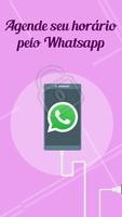 Você está em dúvida de qual tratamento fazer? Quer mais informações? Recomendações personalizadas de profissionais qualificados? Agende sua avaliação gratuita pelo nosso contato do Whatsapp! #whatsapp #ahazou #cabelo #cabeleireiro