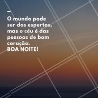 O céu é nosso! Boa noite, clientes #motivacional #ahazou #boanoite