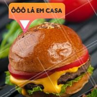 Venha provar essa delícia. #hamburguer #ahazou #alimentacao