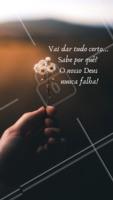 Mantenha sempre a fé! #motivacional #ahazou #inspiracao #Inspiracional