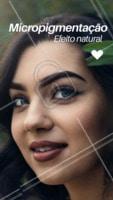 Você sabia que a micropigmentação deve ter um efeito natural e combinar com o formato do seu rosto? Pois é, essa técnica tende a deixar seu olhar lindo. Agende seu horário e deixe que a gente cuide das suas sobrancelhas para você. #sobrancelhas #ahazousobrancelha #micropigmentacao