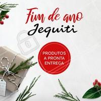 Natal é a época perfeita para presentear quem você mais ama com produtos Jequiti! Temos a pronta entrega. Entre em contato para saber mais! #jequiti #ahazou #revendedoras #natal #presentes