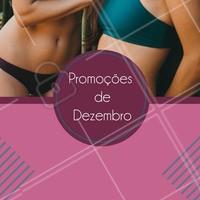 Confere só os precinhos especiais desse mês!   #esteticacorporal #ahazou #promoçao #promocional #promoçoesdomes