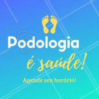 É importante visitar um podólogo para cuidar das unhas dos pés. #podologia #ahazou #pes #diabeticos