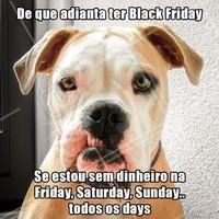 Hahahaha que tristeza 😂 #blackfriday #meme #ahazou #engraçado