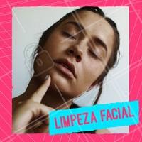 Você sabe da importância da limpeza facial? Uma limpeza feita corretamente com sabonetes próprios para seu tipo de pele pode ajudar a prevenir acne, eliminar sujidades dos poros e retardar o envelhecimento precoce! #limpezafacial #ahazou #esteticafacial #ahazouestetica #estetica