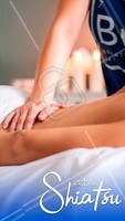 O Shiatsu é uma técnica terapêutica é eficaz para combater o estresse e melhorar a postura corporal. Além disso, o Shiatsu é capaz de aliviar tensões musculares, aumentar a circulação, reequilibrar o fluxo energético e facilitar a retirada das toxinas. Quantos benefícios, não é? Que tal agendar sua sessão agora? #massoterapia #ahazou #shiatsu #massagemshiatsu