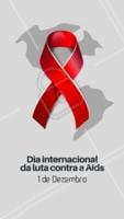 A prevenção é sempre o mais importante. Estamos todos nessa luta! #aids #diadalutacontraaids #ahazou #saude