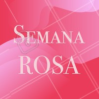 Aproveite promoções especiais só essa semana no mês da conscientização do câncer de mama! 🌷 #outubrorosa #ahazou #promoçao #semanarosa