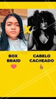 Qual o seu preferido? Vote aqui! #cachos #ahazou #afro #tranca #braids #votacao