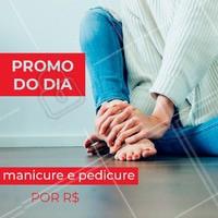 Aproveite o desconto! #manicure #ahazou #desconto