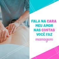 Hahaha, concordam? #engracado #ahazou #massagem #divertido