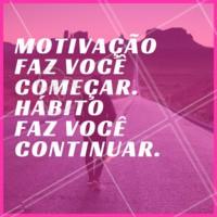 Nunca desista dos seus sonhos. #motivacao #ahazouapp #inspiracao #ahazou