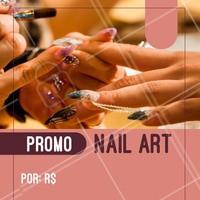 Aproveite o desconto para fazer a sua manicure! #manicure #ahazouapp #unhas #ahazou