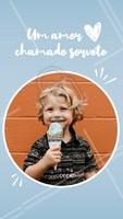 Quem não ama? 😍 #sorvete #ahazoualimentaçao #sorveteria #doce