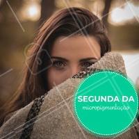 Segundou! Aproveite essa promoção 🤑 #promoçao #micropigmentacao #segunda #ahazousobrancelha