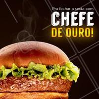 Venha saborear um delicioso hamburguer hoje! #alimentacao #ahazou #hamburguer #sexta #ahazoualimentacao