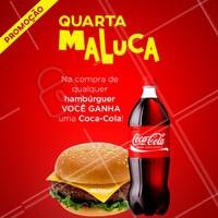 Aproveite a promoção do dia! #alimentacao #ahazou #hamburguer #promocao  #ahazoualimentacao